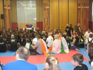 WKC 2015 with Brendan Donnelly