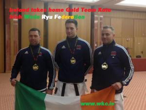 WKC Ireland 2015