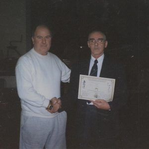 John Mc Grane and Joe Canning