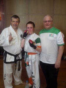 Brendan Donnelly President WKC Oreland 8th Dan Kickboxing